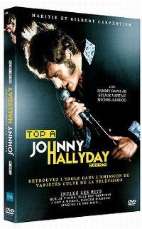 Cover Johnny Hallyday - Top à Johnny Hallyday [DVD]